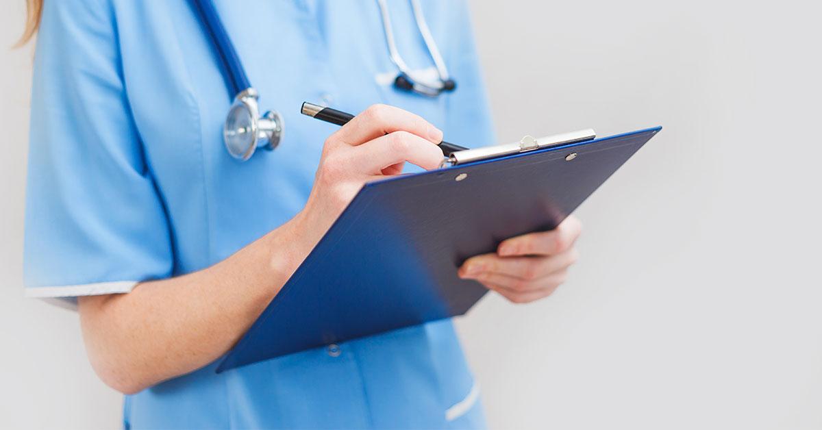 Visita medica di controparte